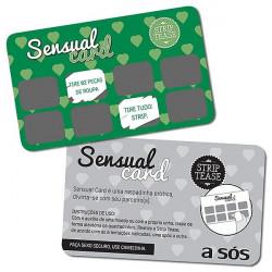 Raspadinha Sensual Card Striptease