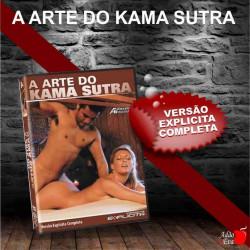 DVD - A Arte do Kama Sutra