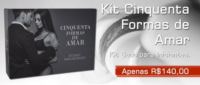 Kit - Cinquenta Formas de Amar
