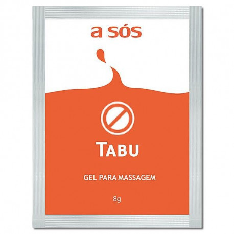 Dessensibilizante Tabu Conforto - Sachê