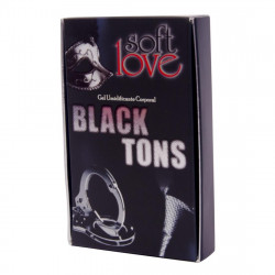 Black Tons Soft Love Excitante Feminino - 3 Sachês