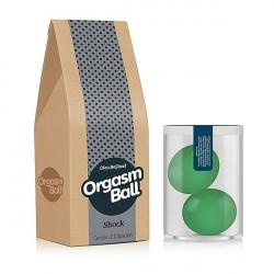 Bolinha com óleo - Orgasm Ball Shock