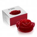Vela Decorativa em formato de Rosa