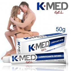Lubrificante íntimo a base d'agua- K-Med Neutro - 50g