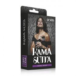 Baralho erótico Kama Sutra Cards com Fotos Reais