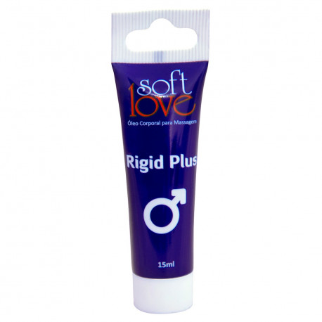 Excitante Masculino Rigid Plus - Bisnaga 15ml