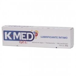 Lubrificante Íntimo Neutro K-MED 25g- Lubrificante a base d'água