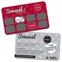 Raspadinha Erótica Sensual Card - Amor