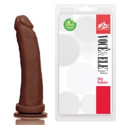 Pênis Realístico com ventosa 18cm - Dildo com ventosa