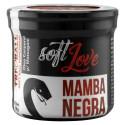 Bolinha Funcional Mamba Negra Softball Triball - Super Excitante (3 unidades)