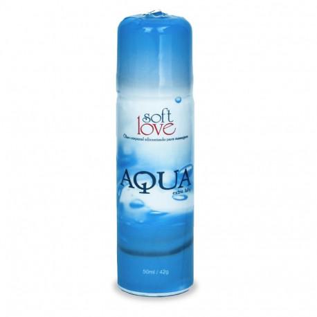 Aqua Extra Luby Soft Love - Óleo 50ml