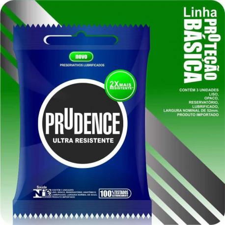 Preservativo Ultra Resistente - 3 unid