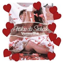 Pétalas de Rosas Perfumadas 100 unidades - Hot Flowers