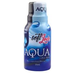 Lubrificante Aqua Extra Luby Siliconado - 35ml