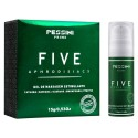 Five Aphrodisiacs -Gel para Massagem Estimulante