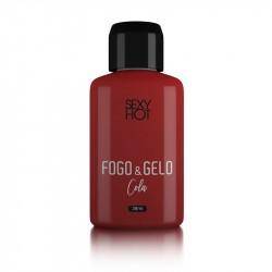 Fogo e Gelo - Gel para massagem 38ml - Cola