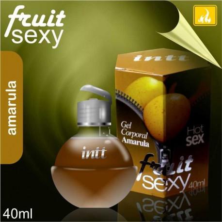 Gel Comestível Hot Sexy Fruit - Sabores