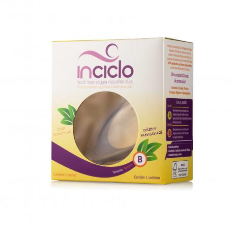 Coletor Menstrual Reutilizável Inciclo- Tam. B