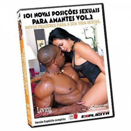 DVD 101 Posições Sexuais Para Amantes Vol. 2