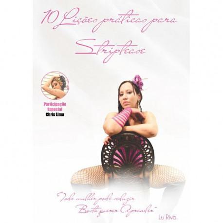 DVD 10 Lições Práticas para Striptease