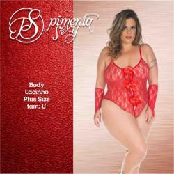 Body Sexy Lacinho - Plus Size