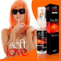 Spray Dessensibilizante para Sexo Anal Facilit 4 x 1