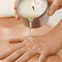 Velas para Massagem