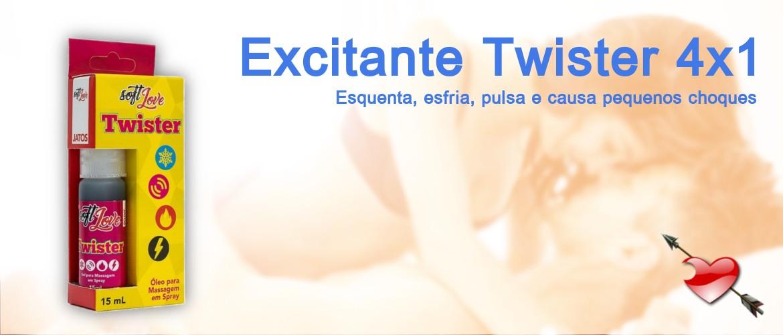 Twister Jatos 15ml 5x1 - Soft Love