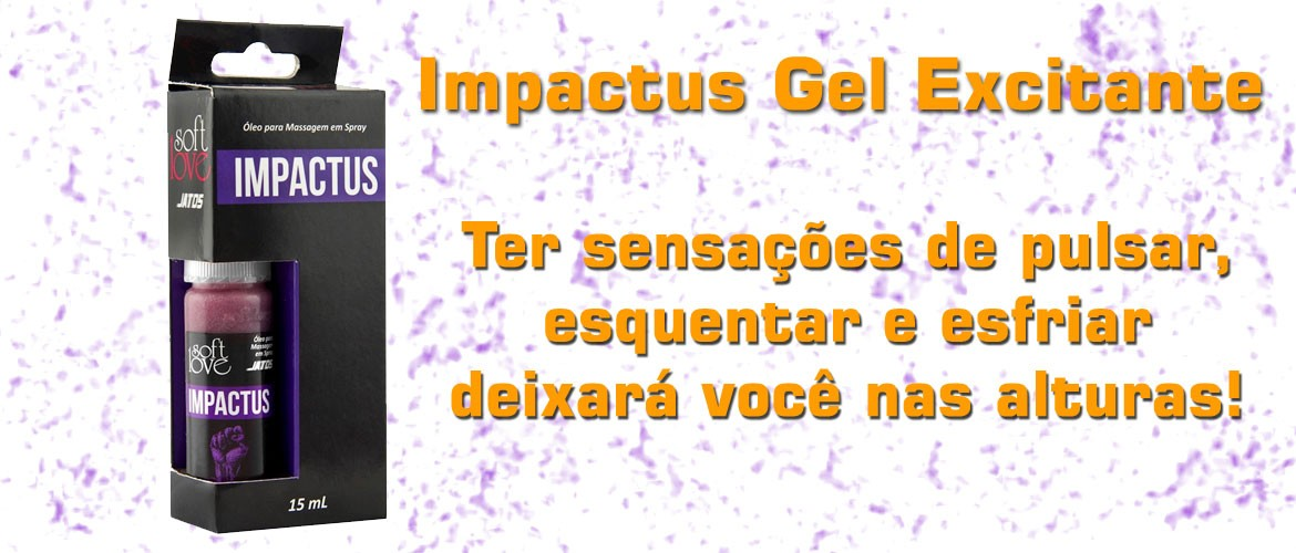 Excitante Unissex Spray Impactus
